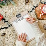 to-do list, Christmas
