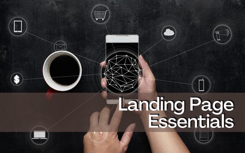 landing page essentials